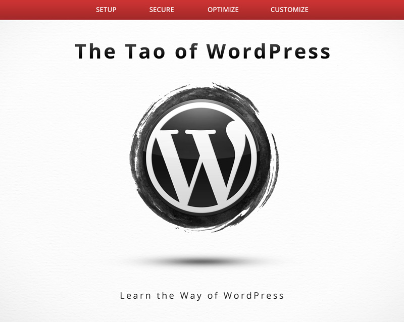 The Tao of WordPress by Jeff Starr