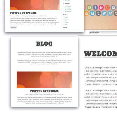 Screenshot: Chapter 12: Responsive Design Styles